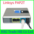 Linksys  PAP2T  VOIP Adapter  Free shipping