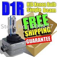 free shipping hid CAR LIGHT project lens bulb D1R hid xenon bulbs car lamp 35W normal colour