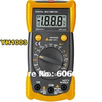 YH1003 Non contact voltage detection indicator(red LED) Digital Multimeter