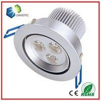 high power 6w led ceiling light
