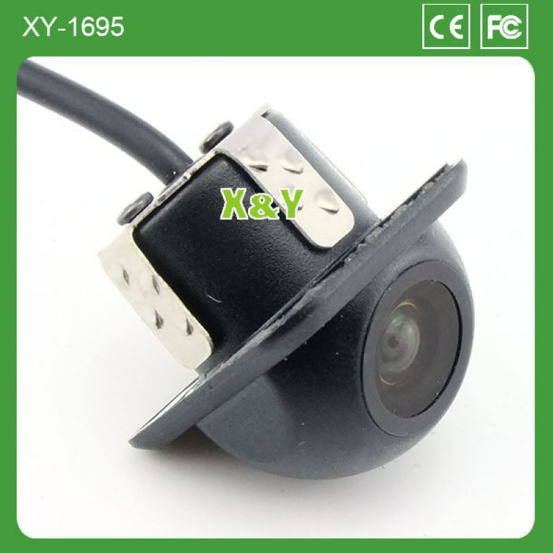 Embeded car rear view camera(CCD quality Low Lux with front/rear and guide line optional control)(China (Mainland))
