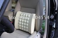 Free Fast shipping 12V Car Health Lumbar Massage Universal Car Massager Car Seat Massager