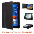 for Samsung Galaxy tab 10.1 case, case for galaxy tab 10.1 3G 4G WIFI GT-P7510 P7500 , DHL Free Shipping .