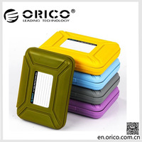 "(Mix Min order $10) ORICO HDD Protector for 3.5"" IDE SATA HDD Case,Hard Drive Disk Protect Cover Box,HDD Enclosure hdd box 3.5"