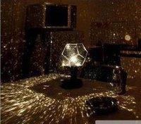 Hot sale Star Light Baby Four Seasons Projector lamp, third-generation super Scientific Projector Light, night light 2pcs/lot