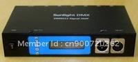ST-CN1007 DMX Splitter+DMX Controller+Lighting Controller+DMX signal tester.