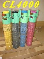 HOT Selling !!!  Aficio SP C420DN-KP /CL4000 compatible color  toner cartridge 4000DN/ SPC-410DN/SPC-411DN/ SP C411dn 1pcs/lot