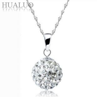 Wholesale 925 sterling silver fashion necklace CY117