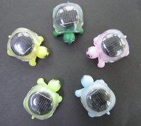 Free Shipping! 12pcs/lot  Solar mini Tortoise,the unique crawling solar toy,solar gift for boy