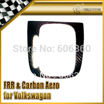EPR - FOR Volkswagen VW Golf 5 MK5 Carbon Fiber Gear Surroud (Left Hand Drive)