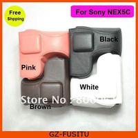 Leather case bag For Sony NEX-5N NEX5N camera 18-55mm lens
