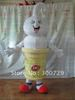 Ice cream mascot costumes cartoon mascot costume