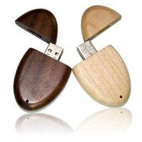 Freeshipping 1GB/2GB/4GB/8GB/16GB OEM LOGO promotional gift wooden usb drive