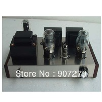 Good sound 6n1 + 6p3p Tube  amplifier  single-ended Class-A 220V/110V finished product