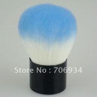 6pcs/lot Blue Nylon Make Up Brushes makeup Brush Mushroom-shaped brushes Foundation brush 511