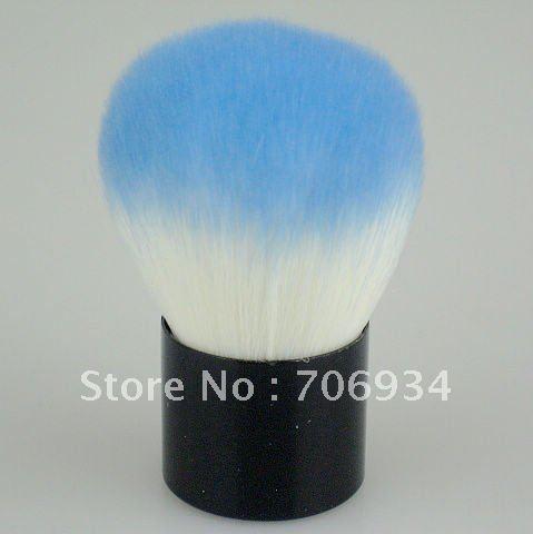 6pcs/lot Blue Nylon Make Up Brushes makeup Brush Mushroom-shaped brushes Foundation brush 511(China (Mainland))