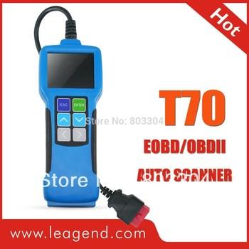 OBDII/EOBD Highen Diagnostic Scan Tool T70----Color-screen auto scanner