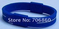 PB Bracelet Power Band Silicone Wristband Health Energy Balance Bracelet With Box 10pcs/lot