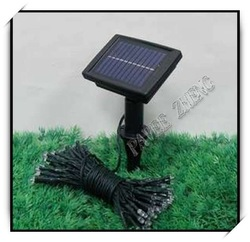 4pc/lot free shipping new arrival promotion solar led string lighting for yard and tree(China (Mainland))