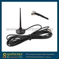 3.5dbi 3G modem antenna TS-9 RF connector GSM/UMTS antenna