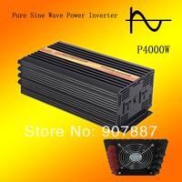 Factory sell high quality 4000w dc 48v to ac 230v pure sine wave inverter /solar inverter