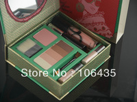 1 PCS/LOT Brand cosmetic make up set her name was glowla makeup kit Best selling~ Free shipping