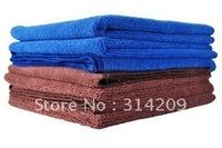 Free shipping, Wholesale & Retail, Microfiber & nano towel, Clean towel for car, Wash car cloth, 40*40cm, 10pcs/lot