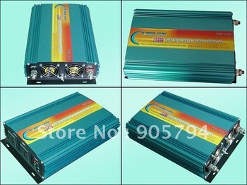 DC to AC, 1500w Pure Sine Wave Power Inverter DC 12v, AC 220v, peak 3000w