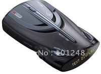 Digital Radar Laser Detector 15-Band Detection support russian and english