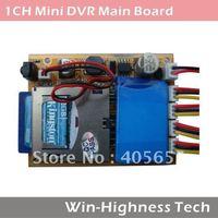 Factory Price FPV DVR Board Mini DVR Board 1CH SD DVR Board D1 704x576 Motion Detection