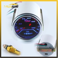 "Autometer   2""/ 52mm Smoke Oil Temp Gauge ,Retail sale,Super Bright Led lighting,"