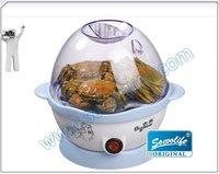 Free shipping 220V electric egg steamer egg boiler overseas students' necessary