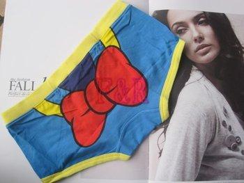 Wholesale,New Cartoon Women underwear,Free Shipping !