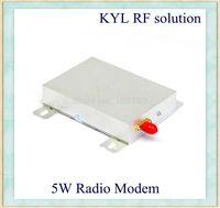 5W Wireless Radio Modem 10km Data Trasceiver PLC Wireless Communication RTU Wireless Modem