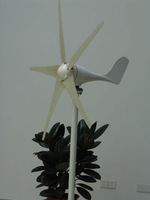100w  AC 12V/24V    small horizontal wind turbine generator