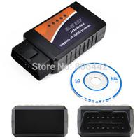ELM327 Interface Bluetooth OBD2 Auto Scanner V1.5 OBDII OBD 2 II car diagnostic  dropshipping 1739