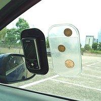 New Silica Gel Magic Sticky Pad Anti-Slip Non Slip Mat for Phone PDA mp3 mp4 Car freeshipping