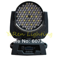 LED Moving Head  with108pcs 3W RGBW led lamp  wash effect light dj light
