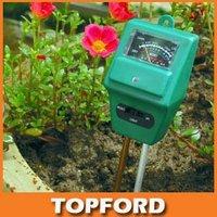 3 in 1 Plant Flowers Soil Multi PH Tester/Moisture Measure/Light Meter #BK082