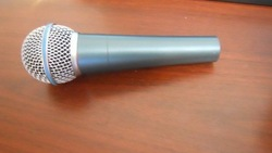 New Boxed 58A Wired Microphone The Best Quality(China (Mainland))