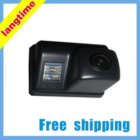Free shipping--High resolution! CCD effect !special car rearview cameral for Mazda A3,A6,5,CX7