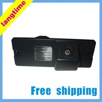 Free shipping--High resolution! CCD effect !special car rearview cameral for MITSUBISHI Pajero,Zinger.lingYue ,water proof