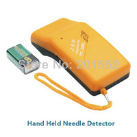 Wholesale portable needle detector /metal detector for food S210/iron detector/sewing machine needle prober
