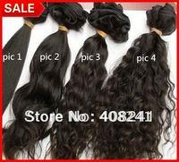Wholesale high quality natural virgin Peruvian hair