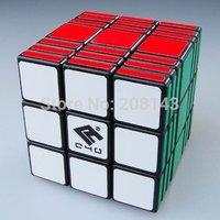 Cube4U Cube4you (C4U) 3X3X7 337 Black Magic Cube Brain Teaser Twist Puzzle  Toy
