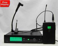 Free shipping SLX14 / BETA 98H Guitar saxophone Instrument wireless Microphone system