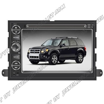 In Dash car GPS Navigation for Ford Five Hundred/ Mustang/ Freestar/ F-Series Super Duty with Radio, DVD, Bluetooth, 2G SD card