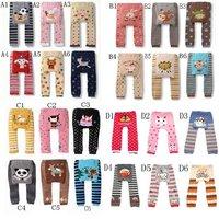 36 designs can choose,8pcs PP Pants, Baby Pants,toddler Baby Leggings, children leg warmer Free shipping