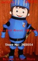 New Mike the Knight Mascot Costume Christmas Costume Halloween Party Costume