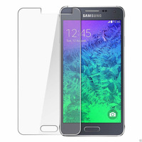 Premium Tempered Glass Screen Protector Film for Samsung Galaxy Alpha G850+Free Shipping